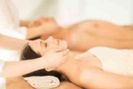 Into The Blue - Bannatynes heavenly spa experience with treatment for two - Save 44%