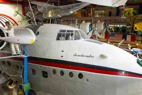 Solent Sky Museum - Entry to Southampton Aviation Museum for two - Save 46%