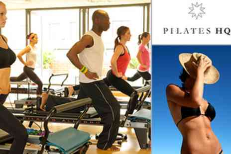 Pilates HQ, Islington - £25 for Three 55 minute Dynamic and Fun Pilates Sessions - Save 67%