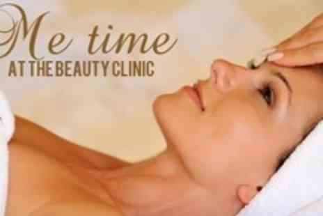 Me Time - Luxury Facial With Hair Mask - Save 64%
