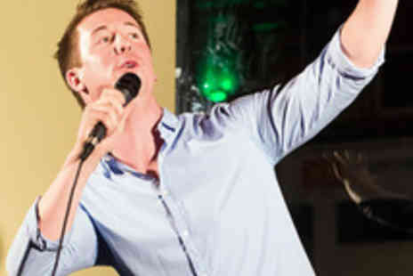 Riproar Comedy - Stand Up Comedy with Food - Save 55%
