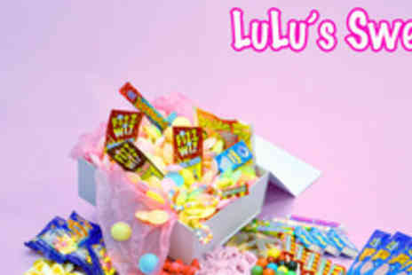 LuLus Sweets - Retro Sweetie Box, featuring your childhood favourites - Save 55%