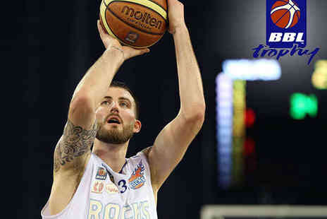 Emirates Arena - Upper Tier Ticket to 2015 BBL Trophy Final for an Adult - Save 55%