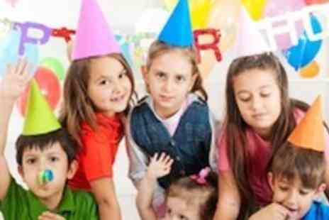 Beanies Cafe - Childrens party for up to 15 children - Save 50%