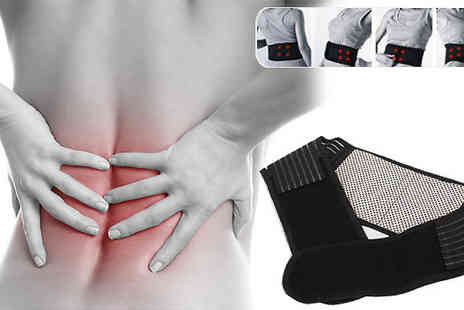 Pretty Essential - Self Heating Back Support Brace  - Save 73%