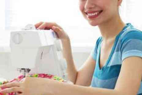 Kiss the Fish - Introduction to Sewing Machine Skills Course - Save 60%