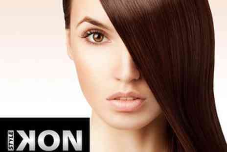 Style Ikon - £15 Hair cut, Wash and Blow Dry  - Save 61%
