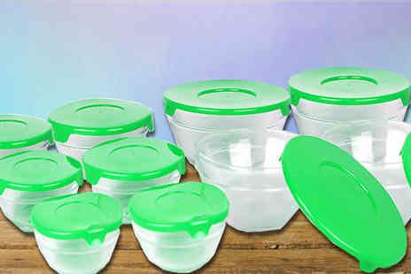 Promintra s l -   Green Lids - Save 0%