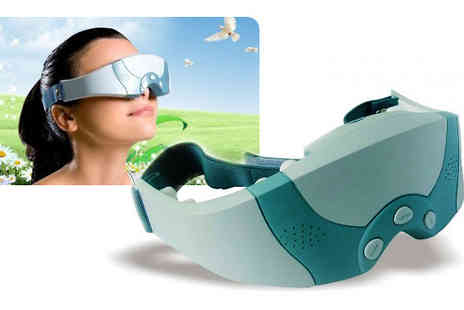 Zip Gadgets -  Eye Massager   - Save 68%