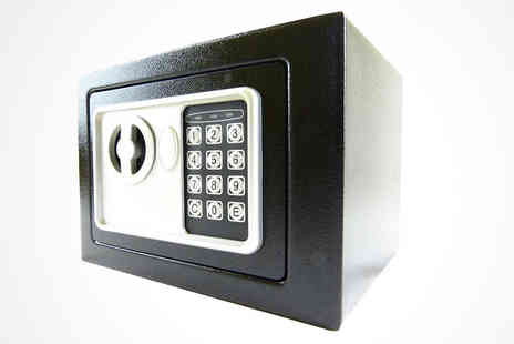 Tooltime   - Electronic Steel Safe  - Save 64%