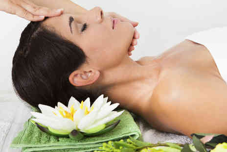 Ambience  - Facial and massage package for one  - Save 58%