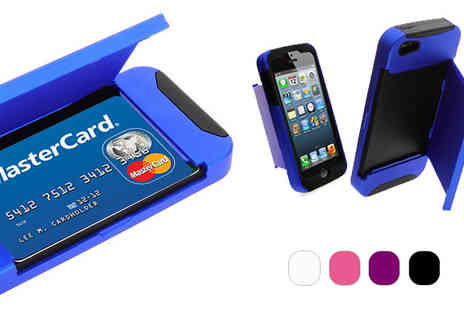 Quirky Online - iPhone Card Holder Case  - Save 67%