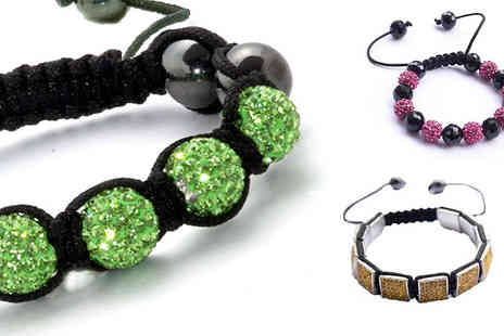 Quirky Online - Crystal Bracelet   - Save 80%