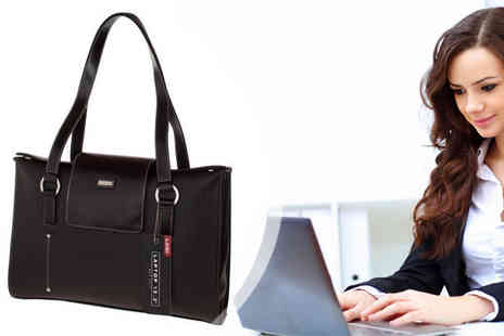 Electric Mania  - Laptop Shoulder Bag - Save 47%