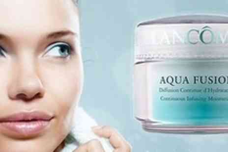 Lancome - Aqua Fusion Moisturising Cream 50ml - Save 41%