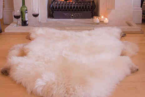 Sheepys  - British Sheepskin Rug  - Save 51%