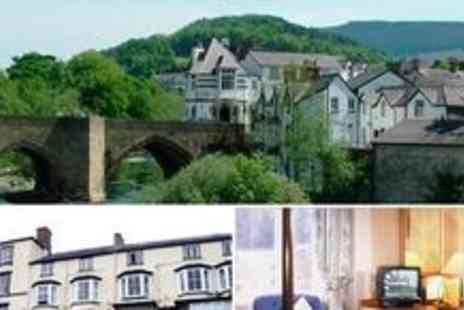 The Hand Hotel - Two night bed and breakfast stay for two - Save 60%