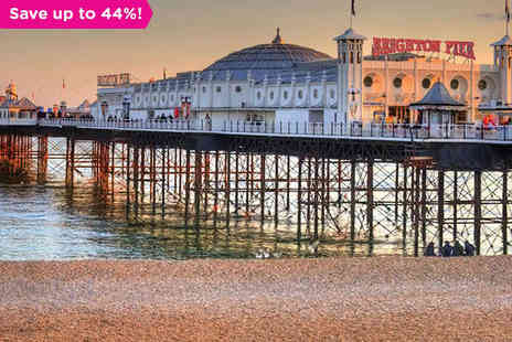 The Old Ship Hotel -  Overnight Stay at The UKs Coolest Seaside Town  - Save 44%