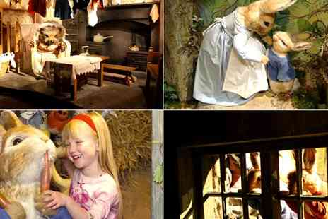 Royal Oak Appleby - Two night family break at the Royal Oak Appleby with Beatrix Potter tickets - Save 47%