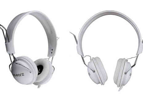 Electric Mania  - On Earz Headphones - Save 64%