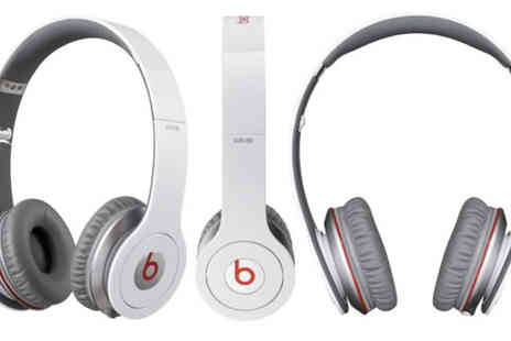 Doo Hickey HUT - Beats by Dre White Headphones - Save 18%