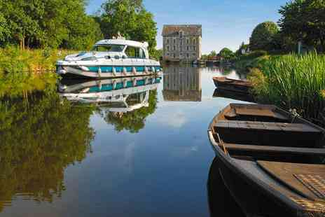 Sarthe River Cruise -  Two nights stay in a private rental boat  - Save 29%