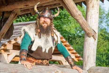Tutbury Castle - Entry for Four to The Vikings event on 4th, 5th or 6th April 2015  - Save 60%