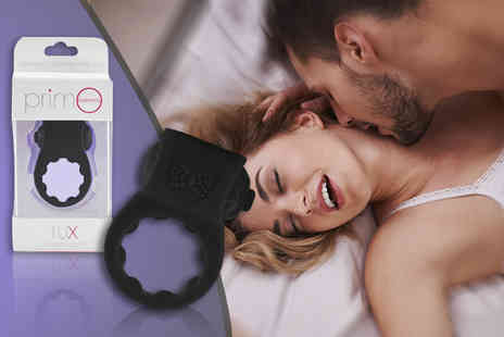 Morello Red -  Screaming O PrimO Tux vibrating ring - Save 53%