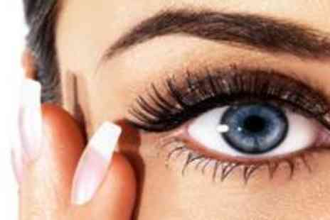 Serenity Beauty - Manicure, pedicure, eyebrow wax and tint, plus a lash tint - Save 76%