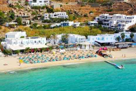 Mykonos Palace - Three Nights stay For Two With Breakfast  - Save 0%