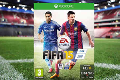Xbite - FIFA 15 for XBOX One - Save 24%