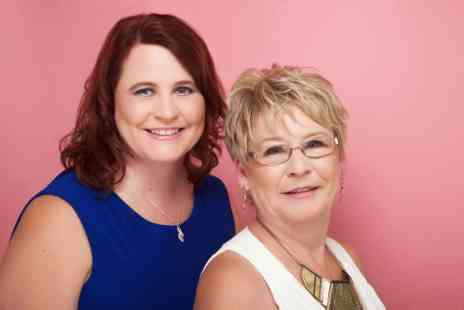 David Moffitt Future Earth Photography - Mother & daughter makeover & photo shoot with prints - Save 0%