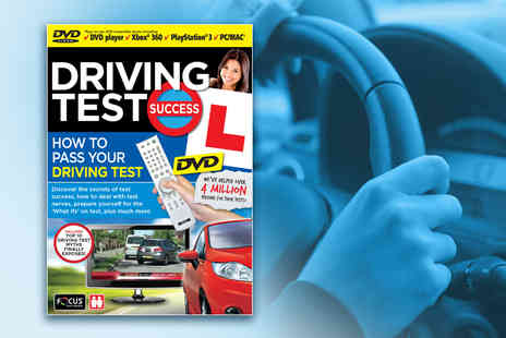 eOutlet - How to Pass your Driving Test DVD - Save 64%