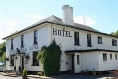 The Baskerville Arms Hotel - Three Night Stay For Two With Breakfast - Save 53%