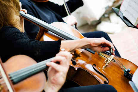 Windsor Festival - Tickets to the International String Competition Final with Champagne - Save 50%