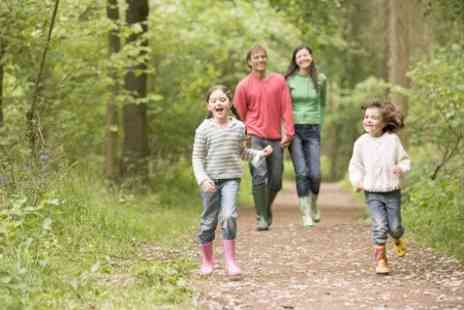 Woodland Survival Crafts - East Midlands Bushcraft Day For Child - Save 52%