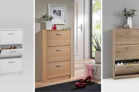 Liberty Homestores - Shoe Storage Cabinet - Save 39%