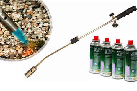 Verage Group - Get Rid of Weeds With This Weed Blowtorch - Save 82%