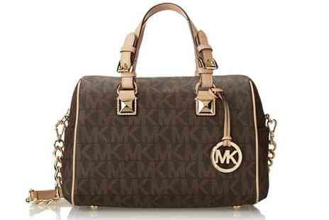 Sydney Trading Inc - Michael Kors Grayson Monogram Top Handle Bag - Save 43%