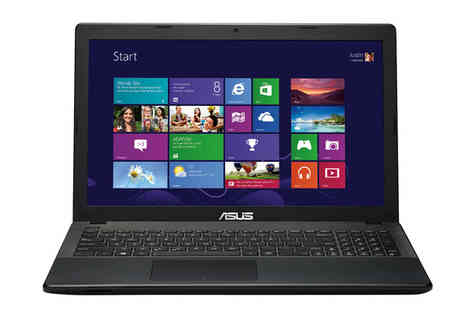 "dabs_outlet - Refurbished Asus X551CA SX024H Black 15.6"" Laptop - Save 37%"