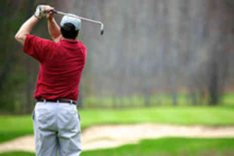 Your Golf Matters - One Day Golf Tuition with Lunch  - Save 72%