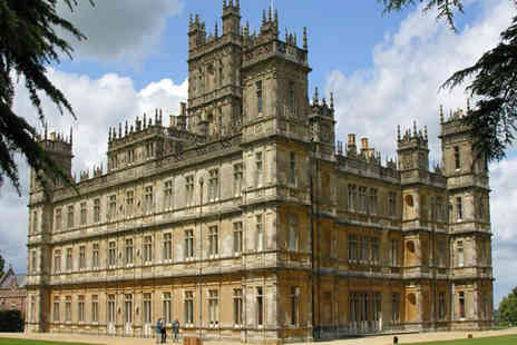 Great British Tours - Day long chauffeured tour of the locations on ITV s Downton Abbey - Save 48%
