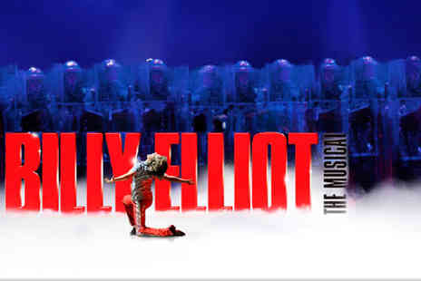 London Theatre Direct - Ticket to see Billy Elliot the musical - Save 0%