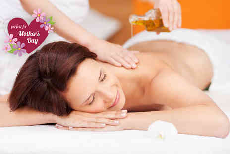 Beauty By Yasmin - Mothers Day pamper package for One including facial and Swedish massage for Two - Save 65%