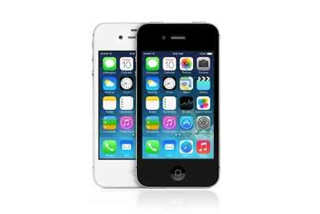 Yellowstone Partners - Refurbished Sim Free Iphone 4S 16gb  or 32gb with Free Delivery - Save 0%