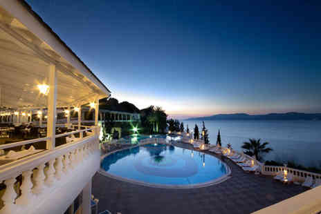 A1 Travel -  Four night 5 Star all inclusive Turkey holiday including return flights and a sea view room  - Save 34%