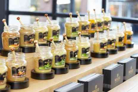 La Maison Maille - Mustard Tasting With Mocktails, Canapes, and Gift Bag For Two  - Save 0%