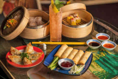 Trailer Happiness - Dim Sum and a Cocktail Each for Two  - Save 53%