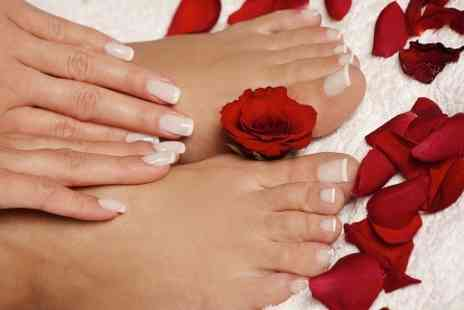 Beauty Box - Luxury Manicure, Pedicure   - Save 50%
