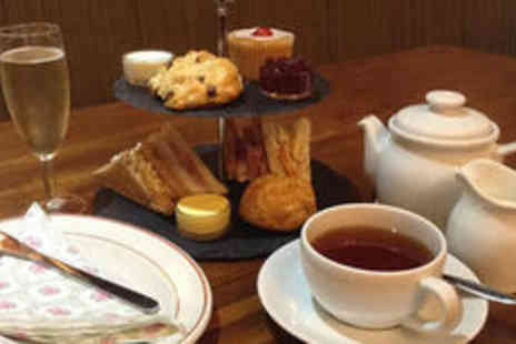 The Brickmakers Arms - Afternoon tea for two with a glass of Prosecco each - Save 0%